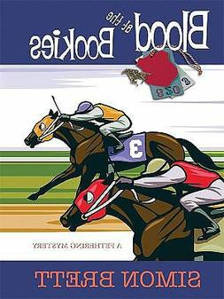 Blood at the Bookies: A Fethering Mystery (Thorndike Press L